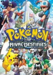 Pokemon Temp 15 Destinos Rivales
