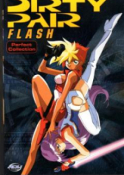 Dirty Pair Flash	Dirty Pair Flash